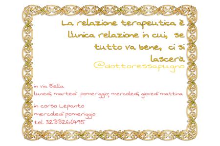 Dott.ssa L. Pugno Psicoterapeuta a Torino